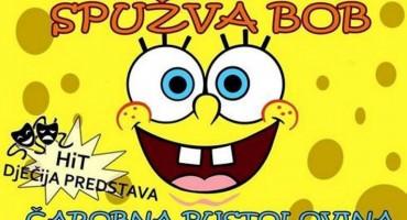 Predstava Spužva Bob – Čarobna pustolovina u Mostaru