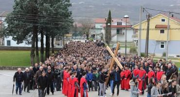 Kočerin: Put križa i Obredi Velikoga Petka