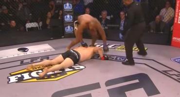 Stravična ozljeda dogodila se u svijetu MMA-a