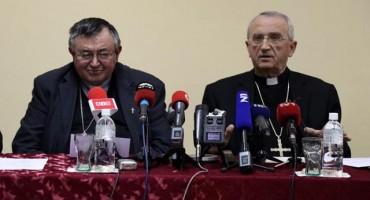 """Biskupi u Hrvata: """"Politika u prvom planu, narod gubi vjeru u Boga i čovjeka"""""""