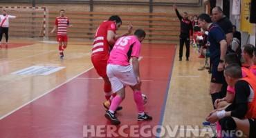 1/4 finale Kupa BiH: HFC Zrinjski -  Mnk Centar 3:6