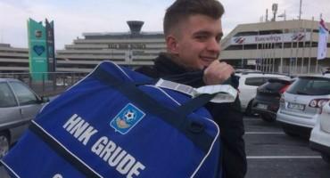 16-godišnji Gruđanin Marko Galić ide na probu u Schalke!
