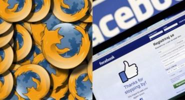 Skandal koji je potresao svijet: u Mozilli napravljen dodatak koji će korisnike Firefoxa zaštititi od Facebooka
