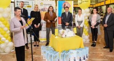 Najljepša marka HP Mostar u 2017. je izdanje '25 godina Međunarodne humanitarne organizacije Mary'sMeals'