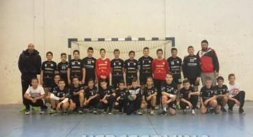 U Rukometnom domu HMRK Zrinjski u Mostaru odigrano niz zanimljivih utakmica