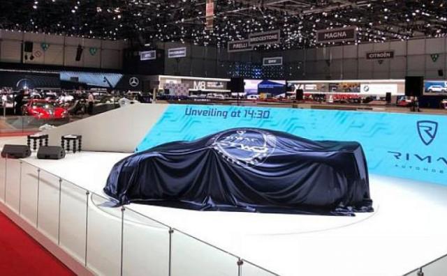 Rimac danas u Ženevi otkriva novi superautomobil