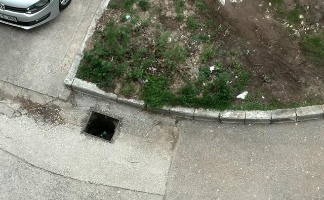 Mostar: Ukradeni šahtovi u ulici Kralja Tomislava