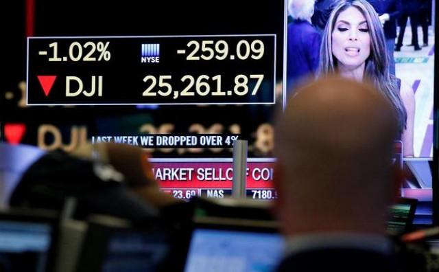 Trumpova najava carina uzdrmala Wall Street