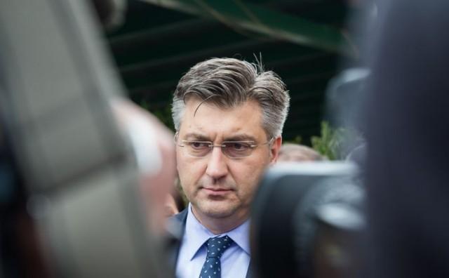 Kakav scenarij u Splitu: opljačkao parfumeriju pa naletio na osiguranje Andreja Plenkovića