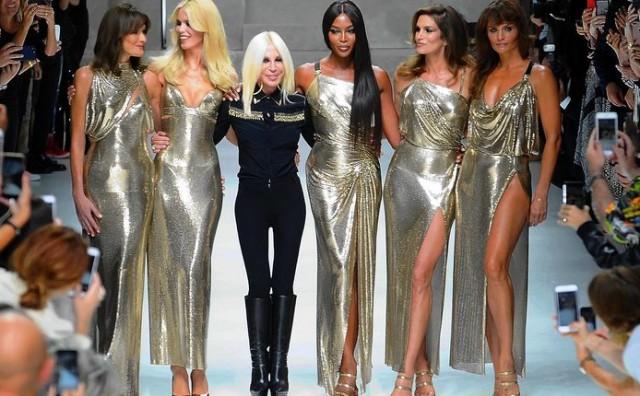 Donatella Versace: 'Ne želim ubijati životinje za modu'