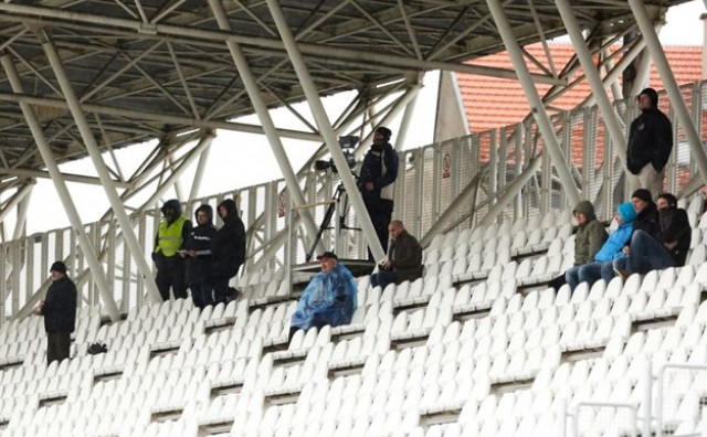 Samo u Hrvatskoj: Više ljudi je bilo na mojoj pričesti nego na utakmici Prve HNL
