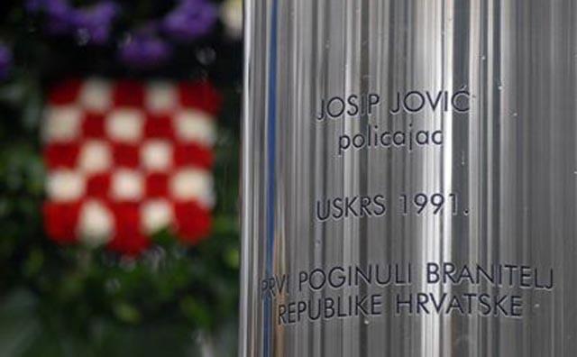 Priča o Josipu Joviću, prvoj žrtvi Domovinskog rata: Pobunjeni Srbi pripremili su sačekušu, a onda je krenula paljba