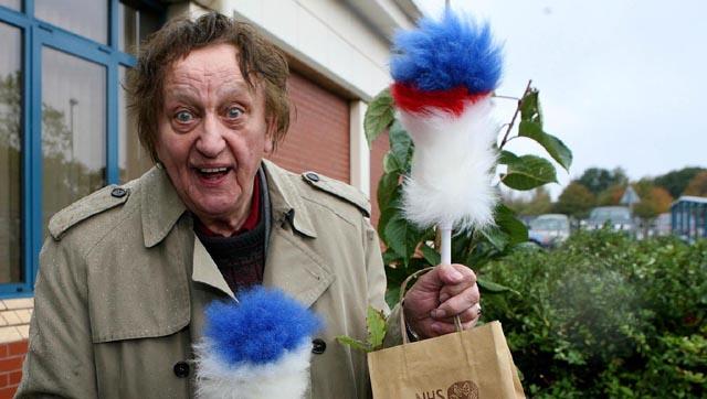 Legendarni komičar umro u 90. godini života
