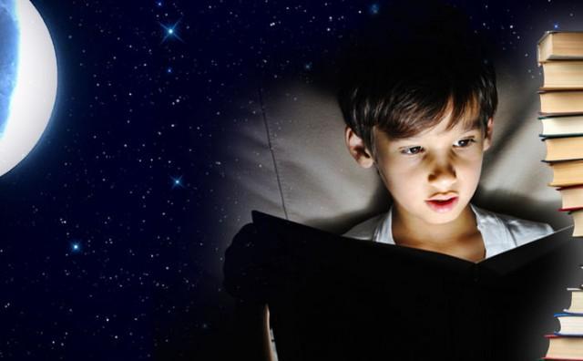 Obožava fantastiku, ima velike planove i čita tri knjige tjedno: najčitatelj godine je 13-godišnji Bartol