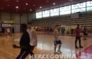HKK Zrinjski: Plemići odradili trening pred sutrašnju utakmicu protiv Bosne
