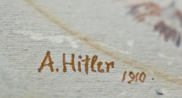 Slikar prije nacističkog vođe: Hitlerov portret ljubavnice na dražbi