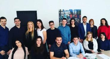 Mirza Lalić novi predsjednik Vijeća mladih Grada Mostara