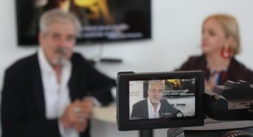 SAMO NA HOME.TV-u: Đelo Hadžiselimović na sajmu u Mostaru predstavio novi kanal