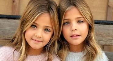 Ove 8-godišnje djevojčice proglašene su najljepšim blizankama na svijetu