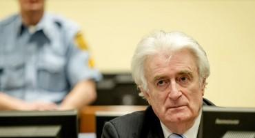 U srijedu napokon izricanje presude Karadžiću