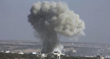 Veliki zračni napad na Siriju? 'Budite oprezni s planom leta'