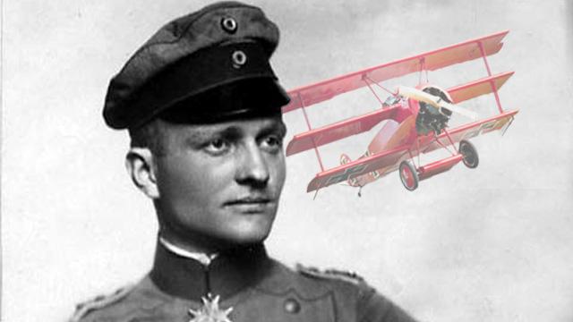 Danas je ikona, brend i legenda, sve u jednom: Manfred von Richthofen