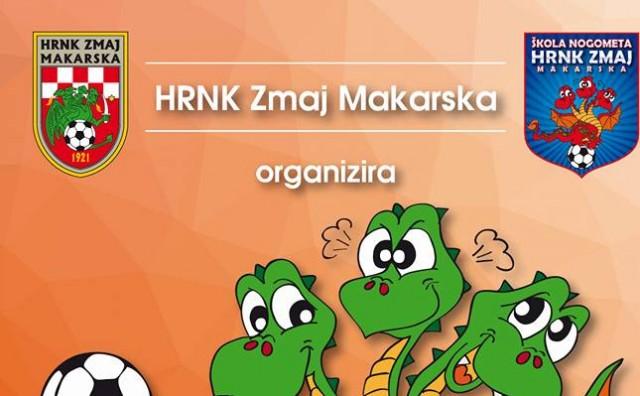 Počinje sezona turnira ! Prvi na redu je Makarska Kup 2018.g - međunarodni nogometni turnir !