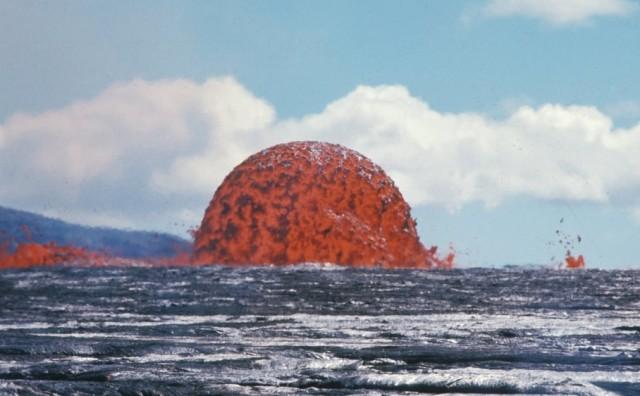 Fotografija vatrene kugle visoke gotovo 20 metara zapanjila internet