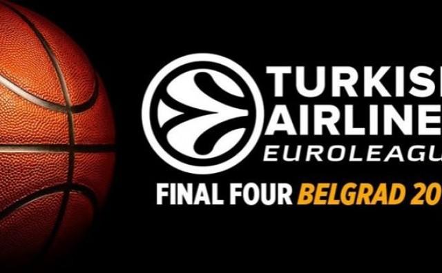 Poznati svi sudionici završnog turnira Eurolige