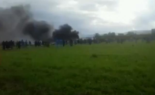 Srušio se alžirski vojni zrakoplov s 200-tinjak putnika, većina ih poginula?!