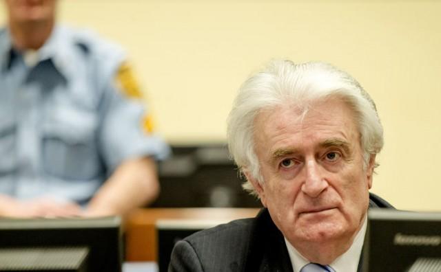 Karadžić osuđen na doživotni zatvor!