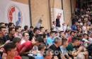 Mostar: Policija u četiri sata iza ponoći ispraznila novu tribinu u dvorani