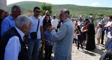 S besjede vladike Grigorija u Blagaju: Iz Hercegovine se ne može otići srcem