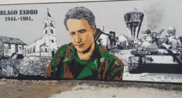 28. godišnjica smrti Blage Zadre, heroja obrane Vukovara