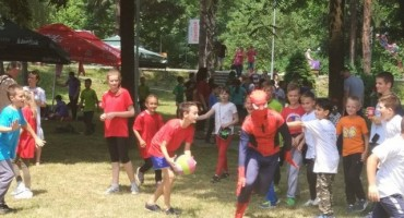 Dječja olimpijada u Kiseljaku oduševila stotine mališana