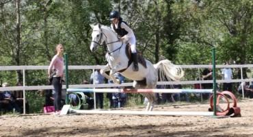 Senzacija za posjetitelje konjičkog natjecanja u Grudama