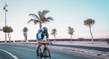 Andrej Vištica na kraju peti na Ironmanu Lanzarote