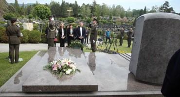 Obilježena 20. obljetnica smrti ratnog ministra obrane Gojka Šuška