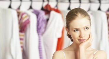 Organiziran ormar je zagarantiran slaganjem odjeće na ovaj način
