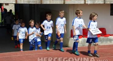 Ljubuški Cup 2018. U9 završio slavljem malih igrača iz Tomislavgrada