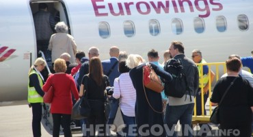 BiH među vodećima u Europi po učešću niskotarifnih zrakoplovnih tvrtki