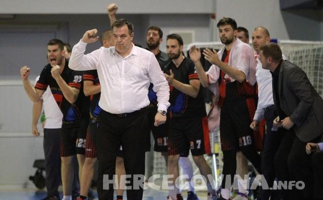 HKK Zrinjski: Sami moramo odlučivati u utakmici protiv Heliosa