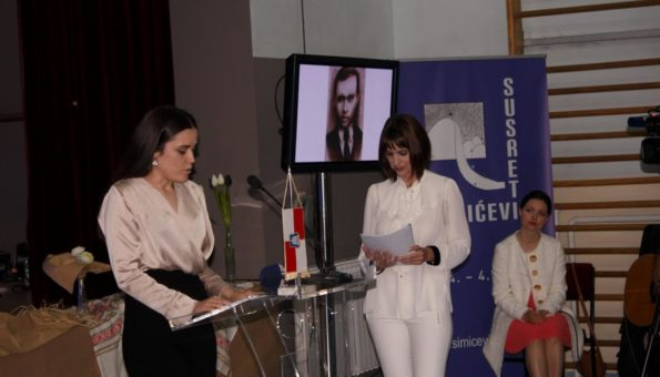 Nagrada A. B. Šimić pripala pjesnikinji Marini Kljajo-Radić