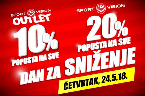 Dan za Sport Vision sniženja