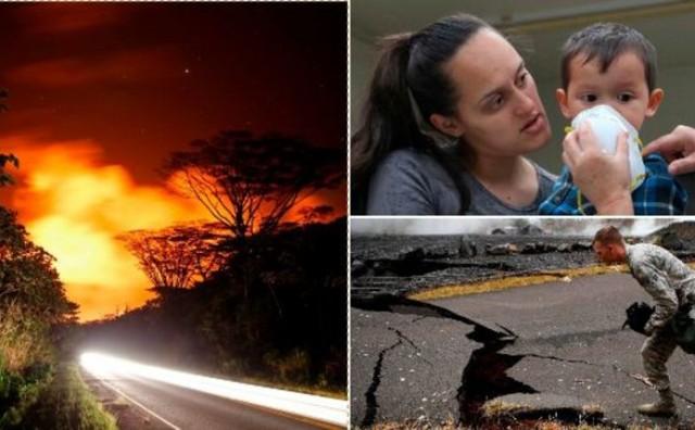 Havajci i dalje ugroženi! Vulkan Kilauea i dalje izbacuje lavu i pepeo: 'Stvaraju se rijeke lave'