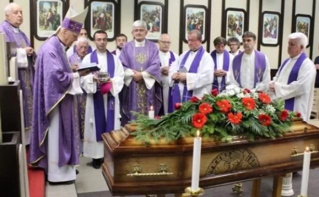 Mostar: Katedralna zvona pozdravila biskupa Žanića