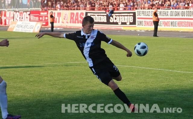 HŠK Zrinjski: Čoko i Stanić zabilježili nastupe za reprezentaciju BiH