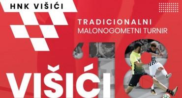 """Tradicionalni malonogometni turnir """"Višići 2018"""""""