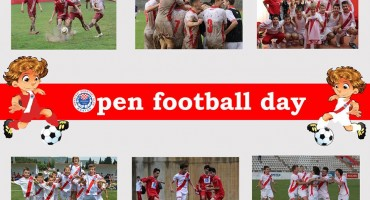 Nogometna Škola HŠK Zrinjski: Open football day
