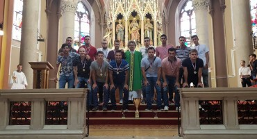 Dominacija Stoca na Katoličkoj malonogometnoj ligi Crkve u Hrvata